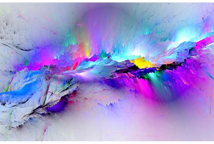 Модульная картина Буйство красок