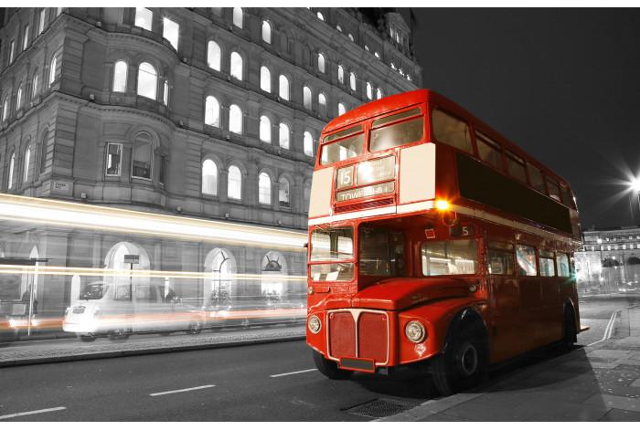 Модульная картина London Bus